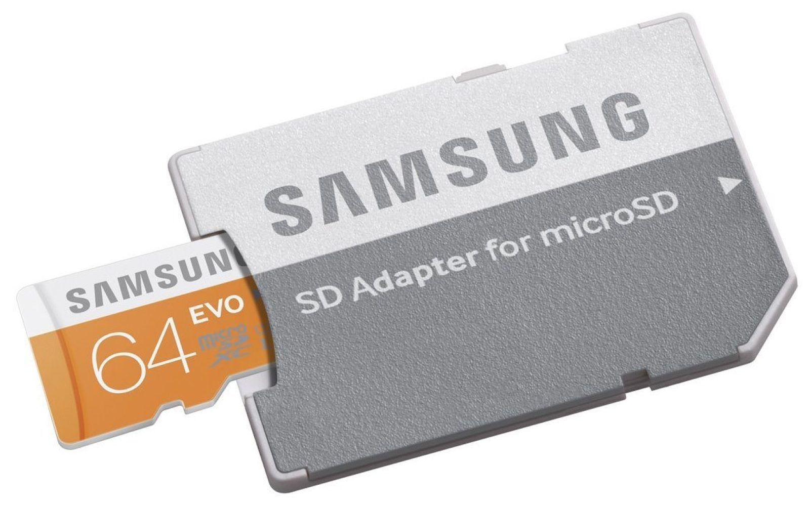 Samsung 64gb Evo Microsd 48mbs Class 10 Memory Card 30