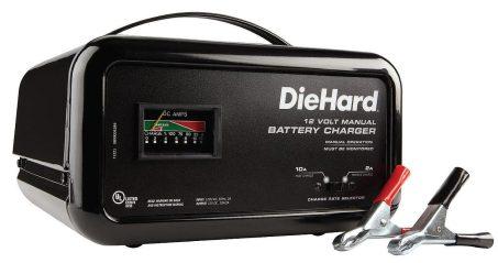 DieHard 10 amp Manual Battery Charger