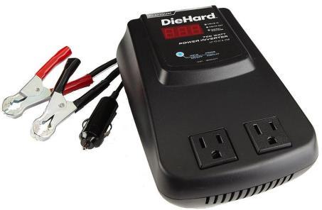 DieHard 750-Watt Mobile Power Inverter with Digital Display