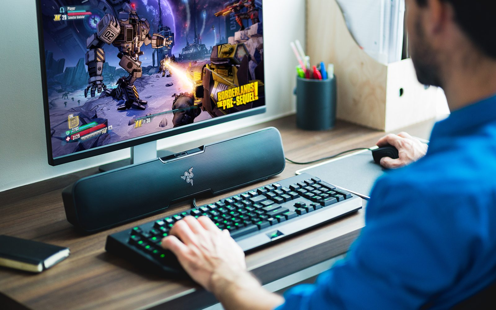 Razer\'s new Leviathan Sound Bar combines surround sound gaming and ...