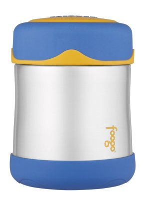 Thermos FOOGO Stainless Steel Food Jar (10 Ounce)-sale-01