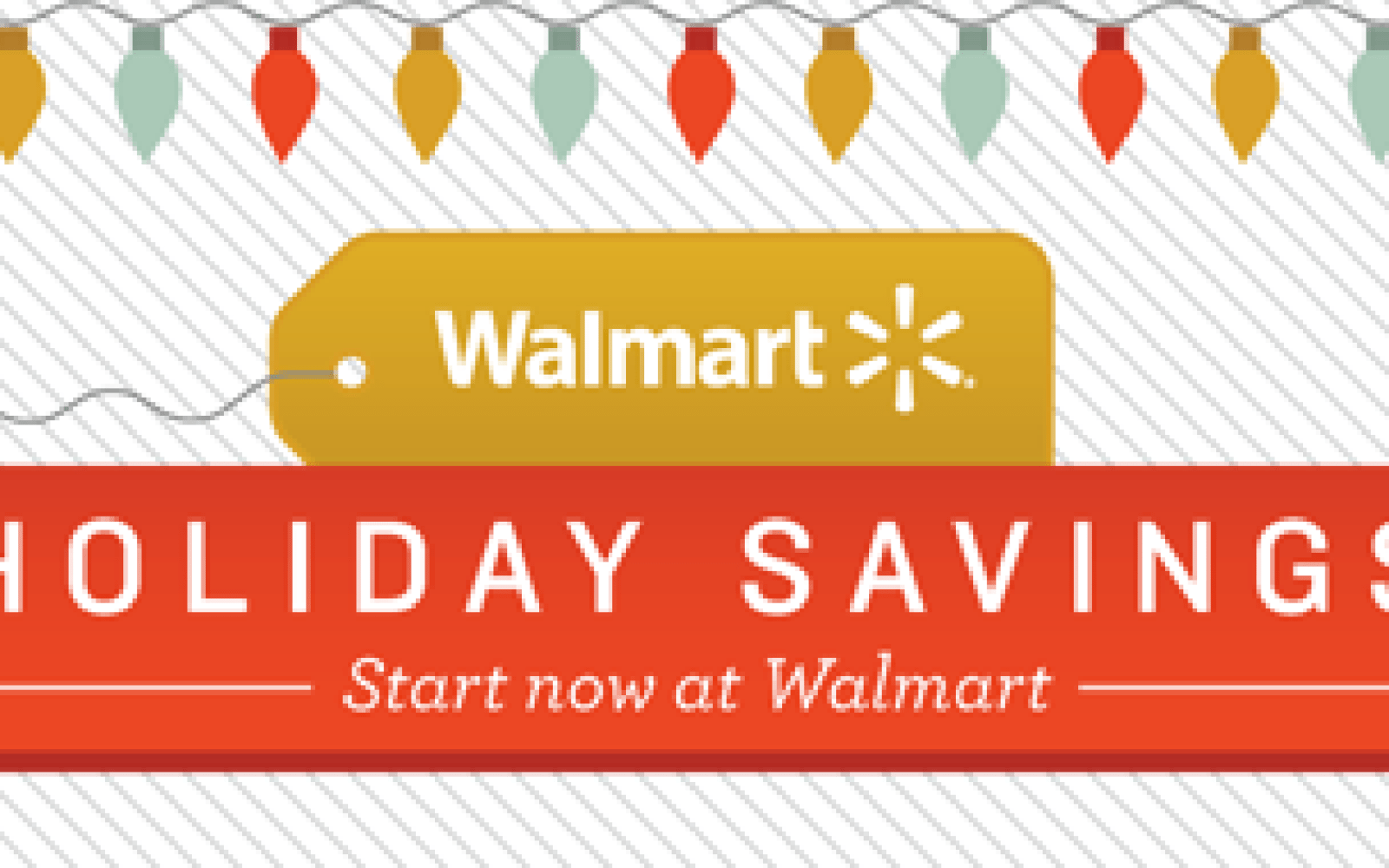 Walmart\'s Holiday Savings officially kick off tomorrow with more ...
