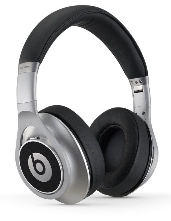 Beats By Dr. Dre Executive Headphones in silver-sale-01