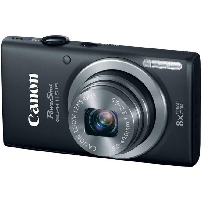 Canon camera angle
