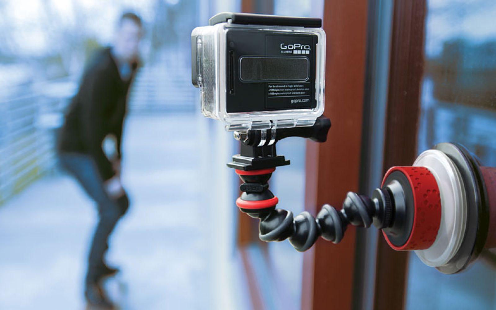 Joby adds quick change GorillaPod and Locking Arm cam accessories to its Action Series