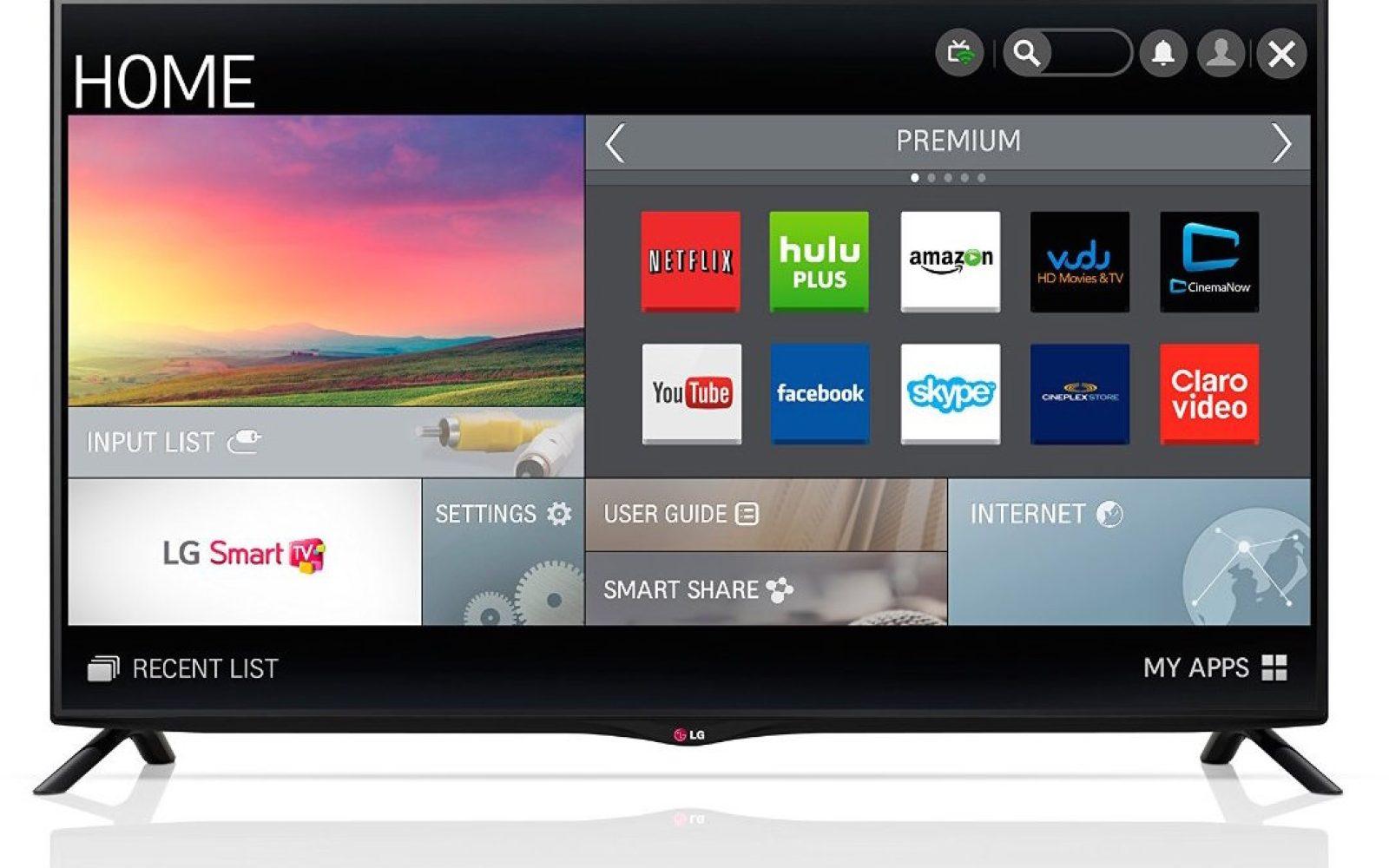 HDTVs: LG 40