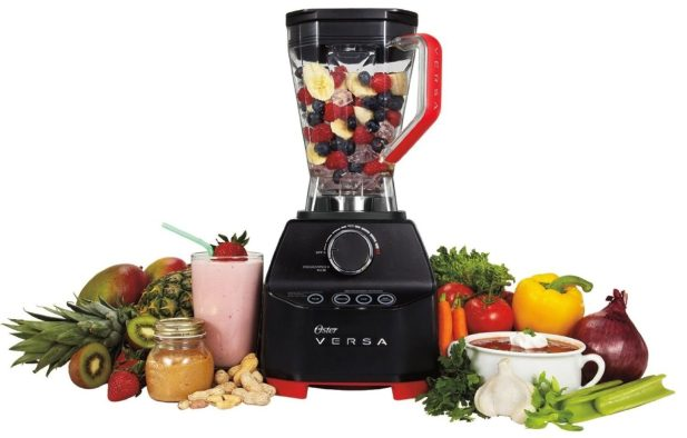 Oster VERSA 1400-watt Professional Performance Blender with Low Profile Jar + Bonus Cookbooks-sale-01