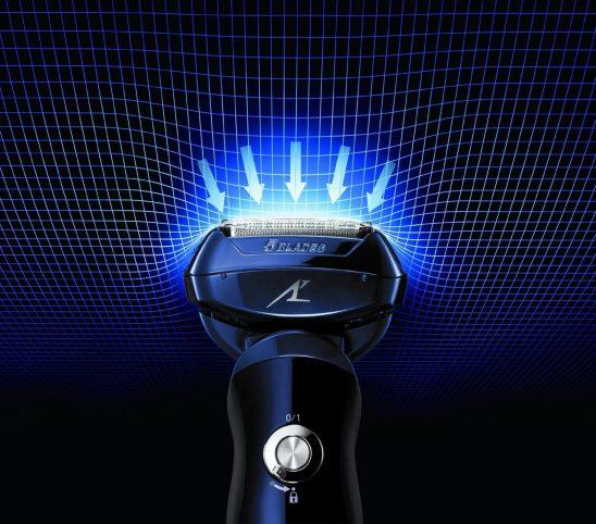Panasonic Arc5 Electric Shaver Wet:Dry with Multi-Flex Pivoting Head for Men (ES-LV61-A-sale-04