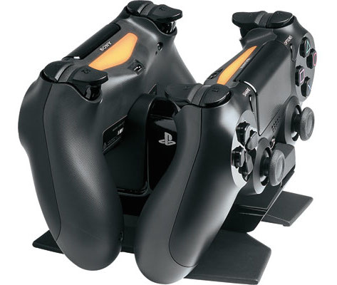 Games/Apps: PowerA PS4 & Nyko Xbox One controller chargers