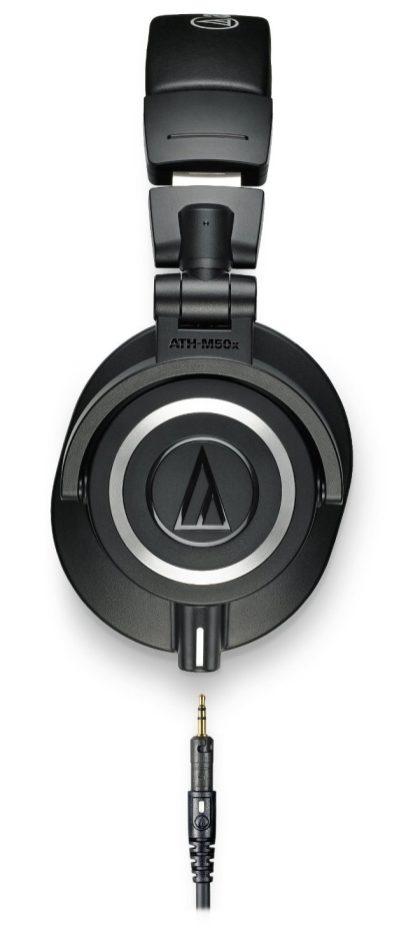 Audio-Technica ATH-M50x Professional Monitor Headphones-sale-02