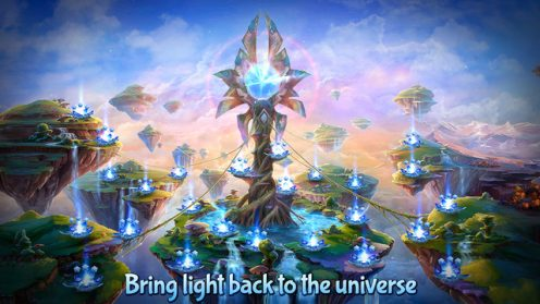 God of Light-free-app of week-04