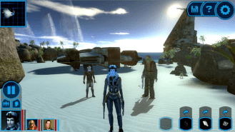 Knights of the Old Republic-sale-Android-02