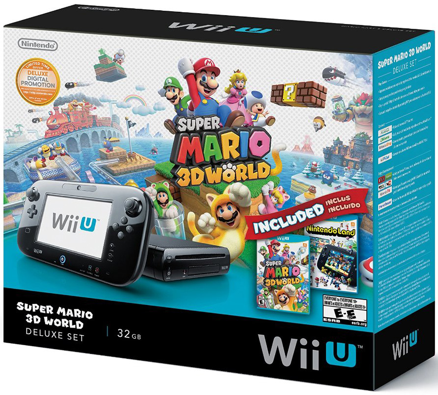 Gaming For Couples The Best Wii U Bundle Games Demos
