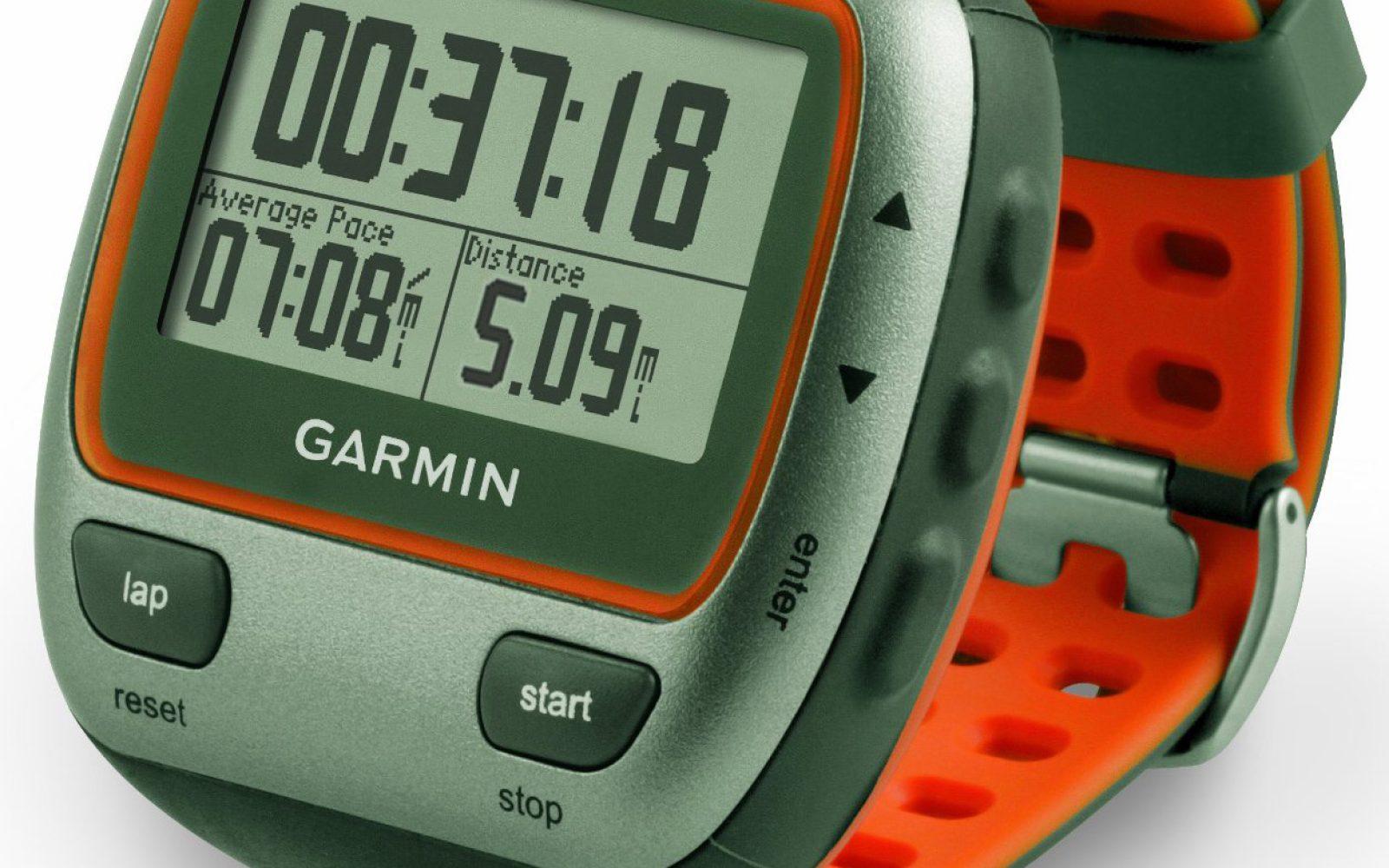 Garmin Forerunner 310XT Waterproof Running GPS w/ USB Stick + Heart Rate  Monitor $140 (Reg. $170)