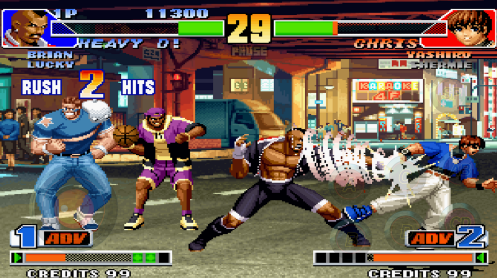 THE KING OF FIGHTERS98-sale-iOS-01