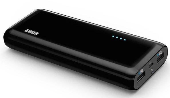 Anker® 2nd Gen Astro E5 16000mAh Portable Charger External Battery Power Bank with PowerIQ