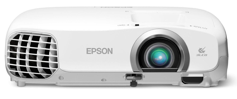 Epson 1800 Lumens 3D 1080P Projector w/ HDMI $550 shipped (Reg. $650)
