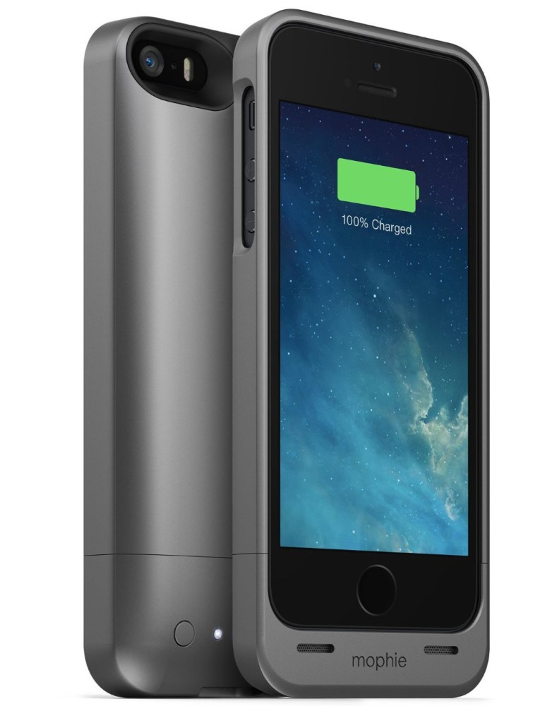 Mophie Juice Pack Helium 1500mAh iPhone 5/5s battery case $27 shipped (orig. $80)
