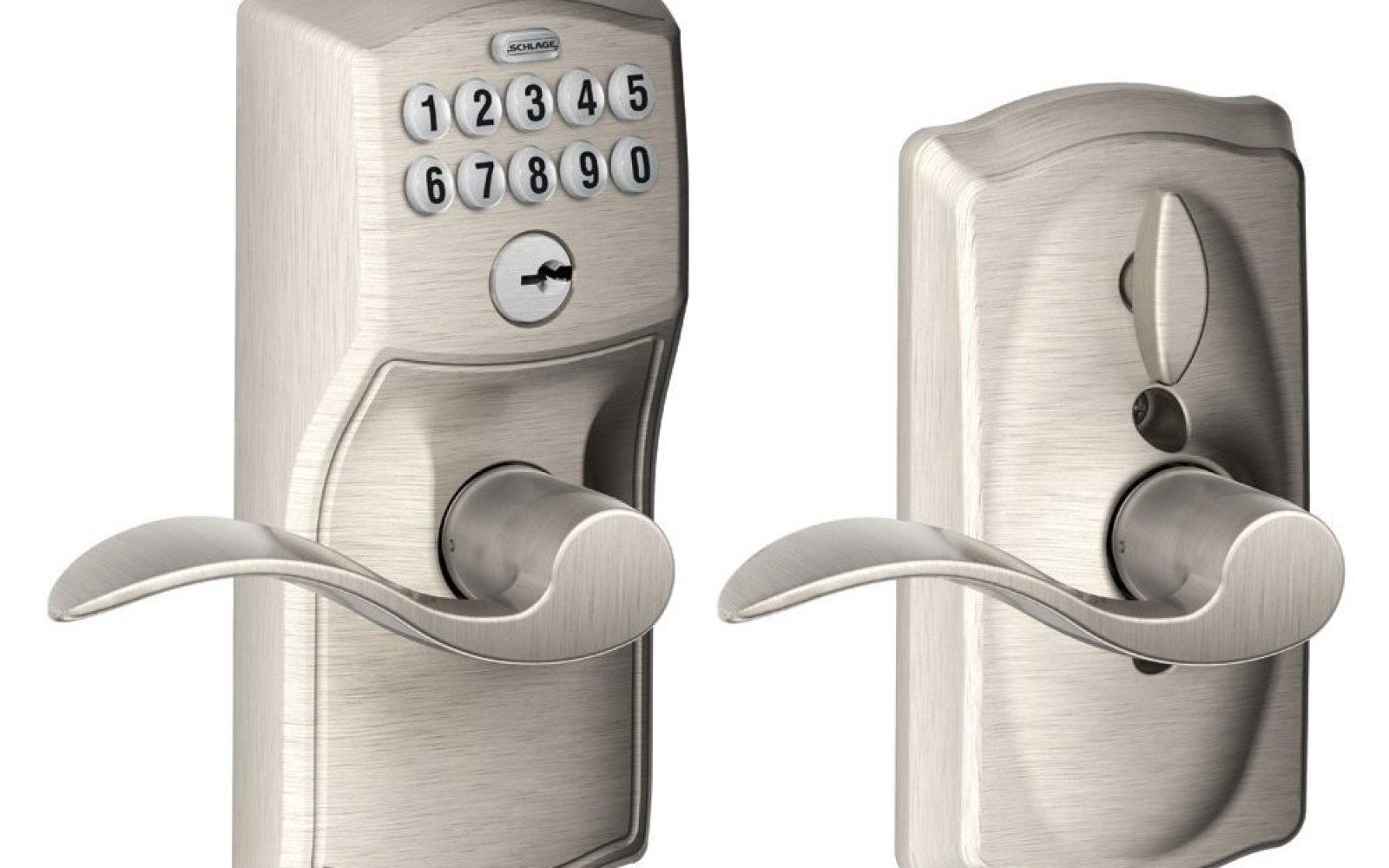 Home Schlage Camelot Keypad Lock 89 Reg 130 Pyrex
