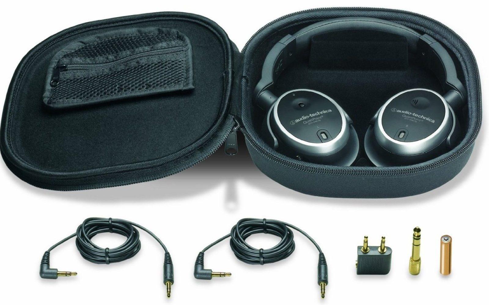 c0509ebf33d Headphones: Audio-Technica QuietPoint over-ears $100 (Reg. $150+),  Sennheiser HD 202 on-ears $15 (Reg. $24), more