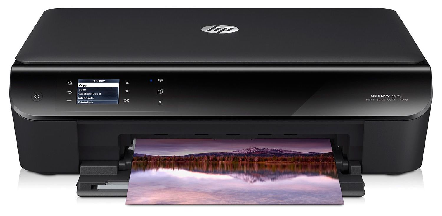 HP Envy 4500 Wireless All-in-One Printer w/ AirPrint $50 shipped (Orig. $100)