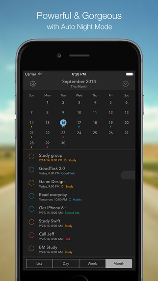 iOS Universal- GoodTask 2 - Reminders, To-do, Task Manager with Calendar-sale-02