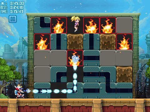 Mighty Switch Force! Hose It Down!-sale-03