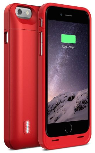 uNu DX Protective iPhone 6 Battery case-sale-02