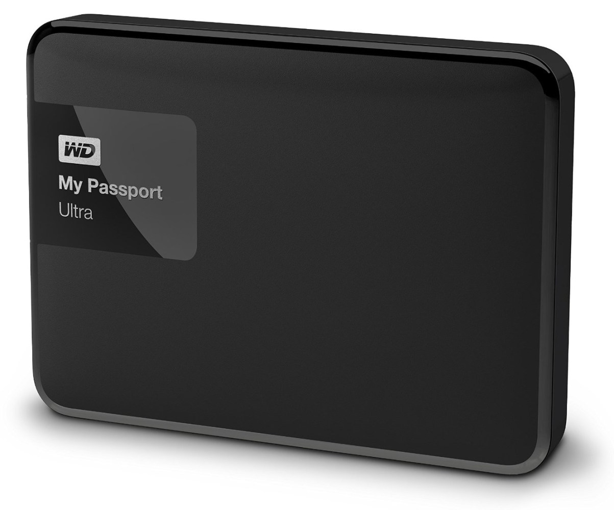 WD upgrades its popular My Passport Ultra portable HD, last gen 2TB on sale for $80