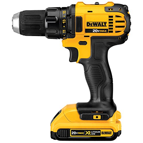 DEWALT 20V MAX Lithium-Ion 4-Tool Combo Kit-sale-01