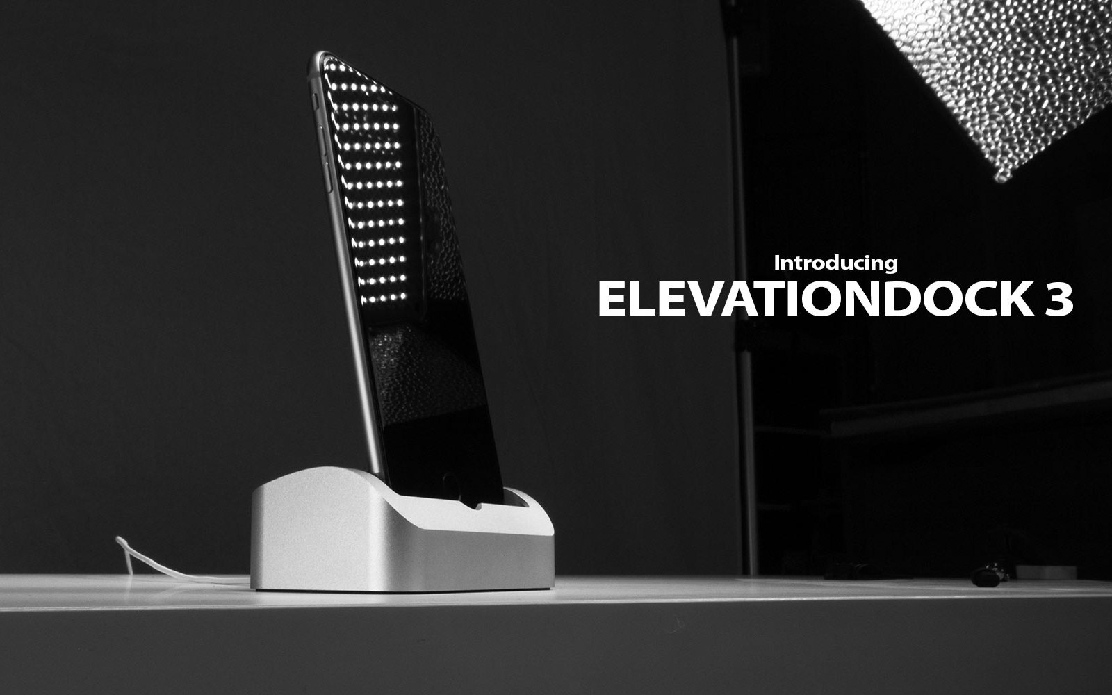 ElevationLab's aluminum dock gets updated with iPhone 6 Plus support