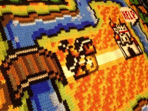 Super Mario Bros 3 Crochet-blanket-02