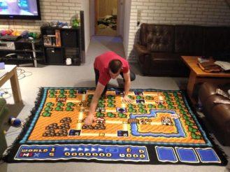 Super Mario Bros 3 Crochet-blanket-03