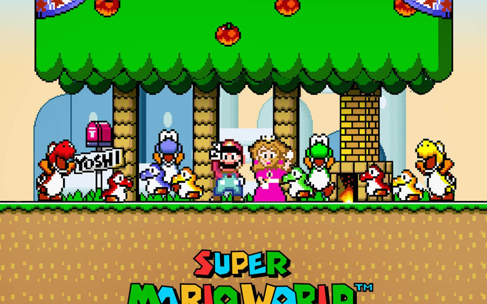 Watch this speedrunner clear Super Mario World for SNES in 23 minutes while blindfolded