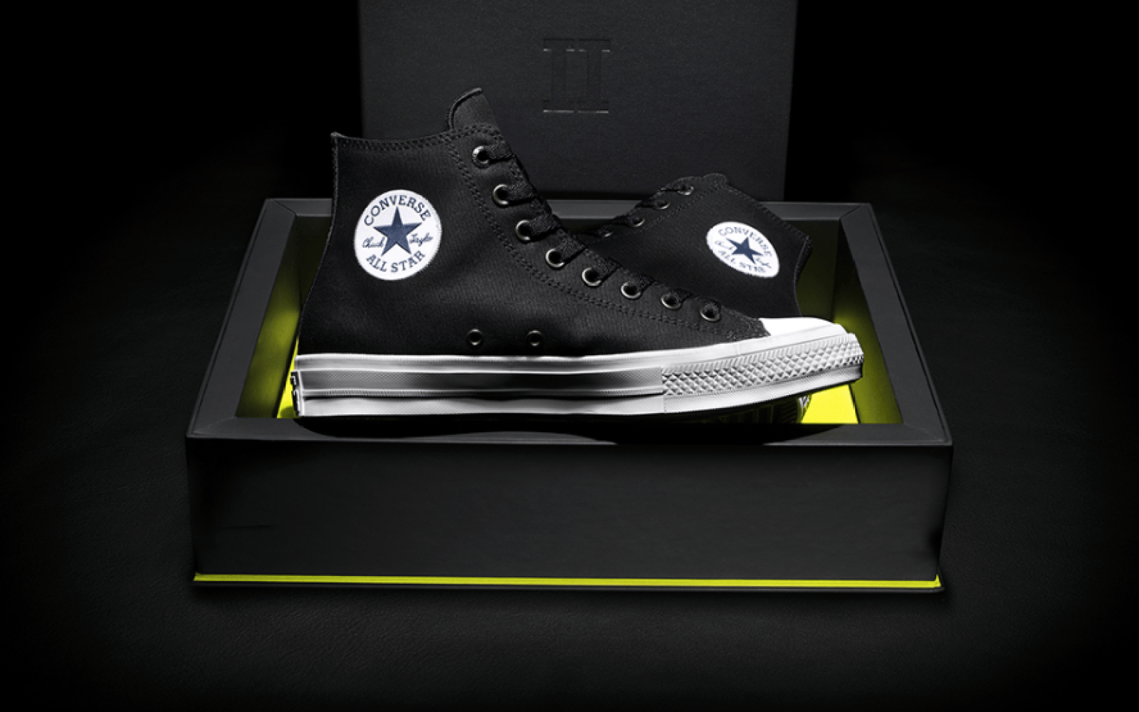 ac1166a7154 Converse upgrades its Chuck Taylor All Stars with new technology for the  first time in nearly a century