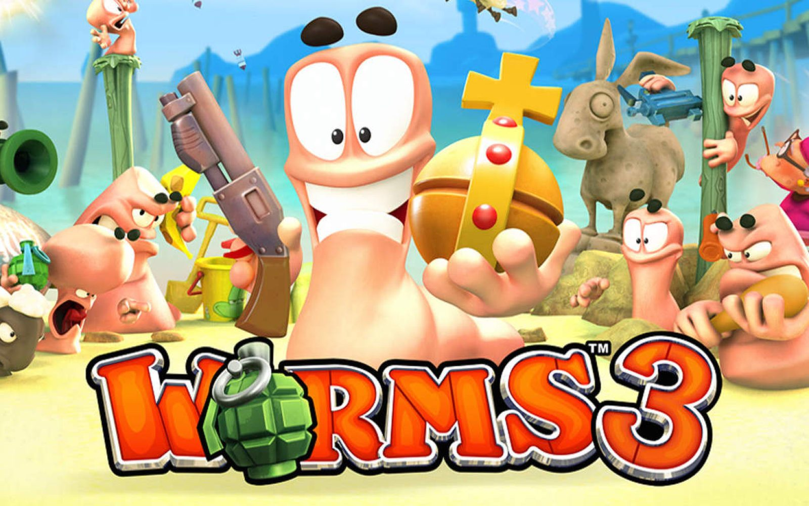 Worms3 - 9to5Toys