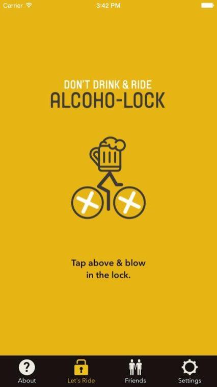 Alcho-Lock bike lock breathalyzer-04