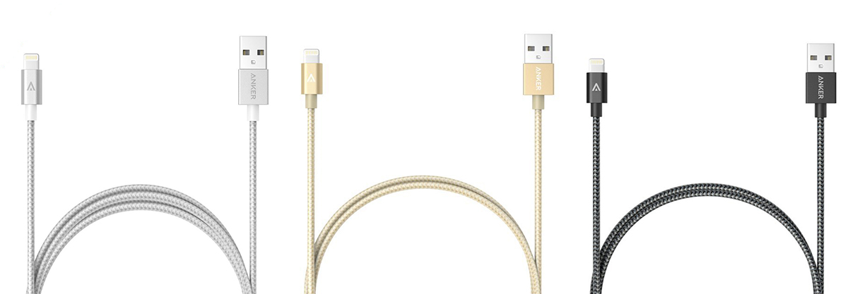 The coolest Apple-certified MFi Lightning cables you can