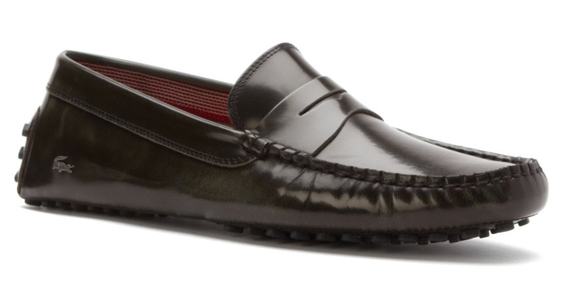 48499e81ee83 Amazon Gold Box – Lacoste Mens Shoes up to 40% off  Concours Driving Loafer   90 (Orig.  150)