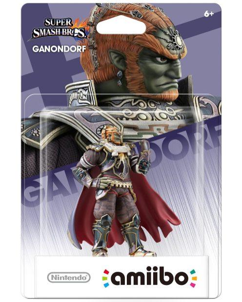 Ganondorf-amiibo