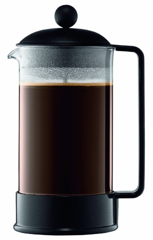 Bodum Brazil 8-Cup French Press Coffee Maker in black-sale-02