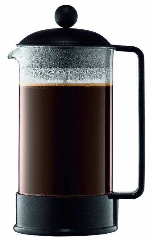 Bodum Brazil 8-Cup French Press Coffee Maker in black-sale-02