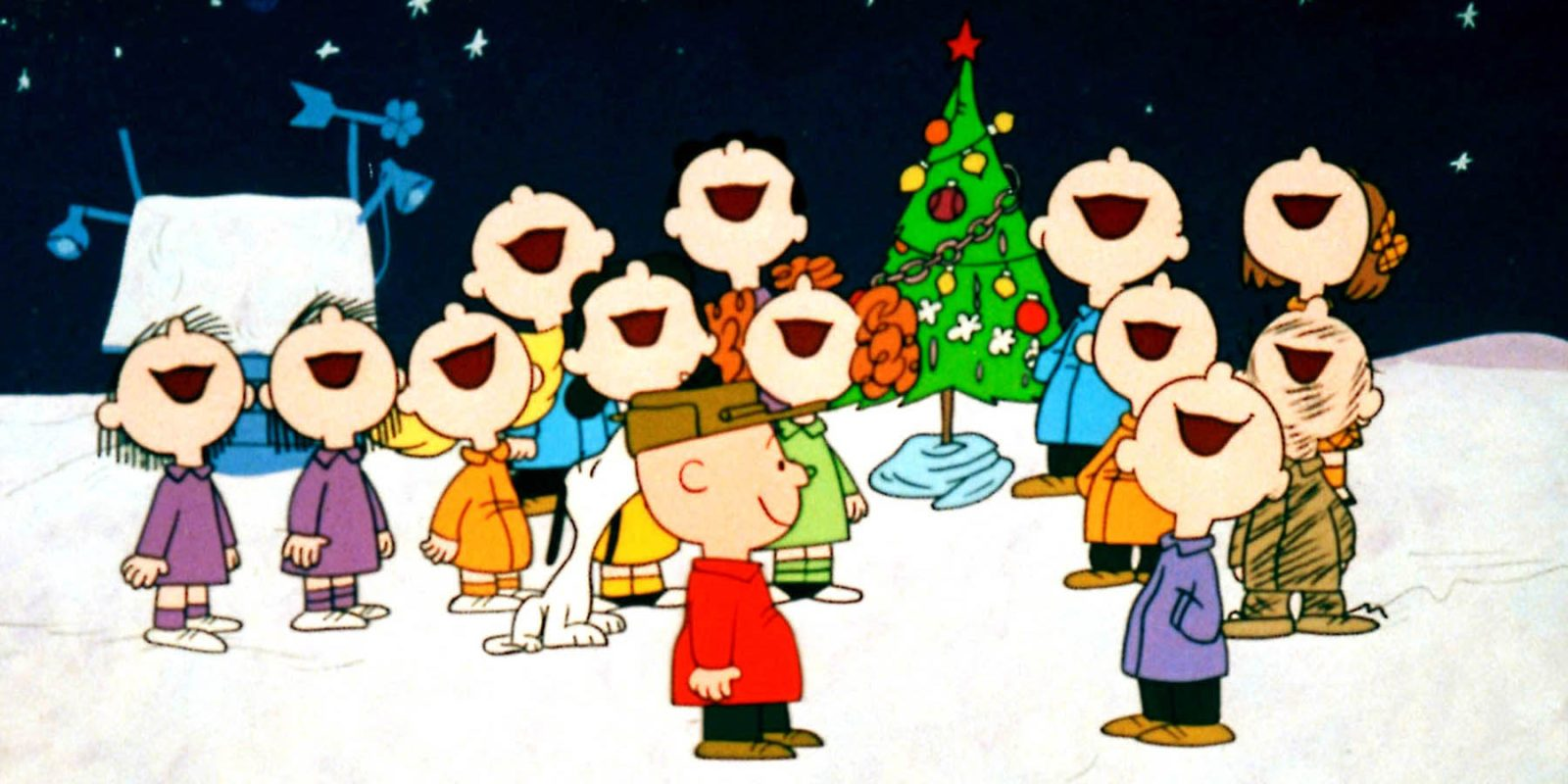 charlie brown christmas charlie brown 1965