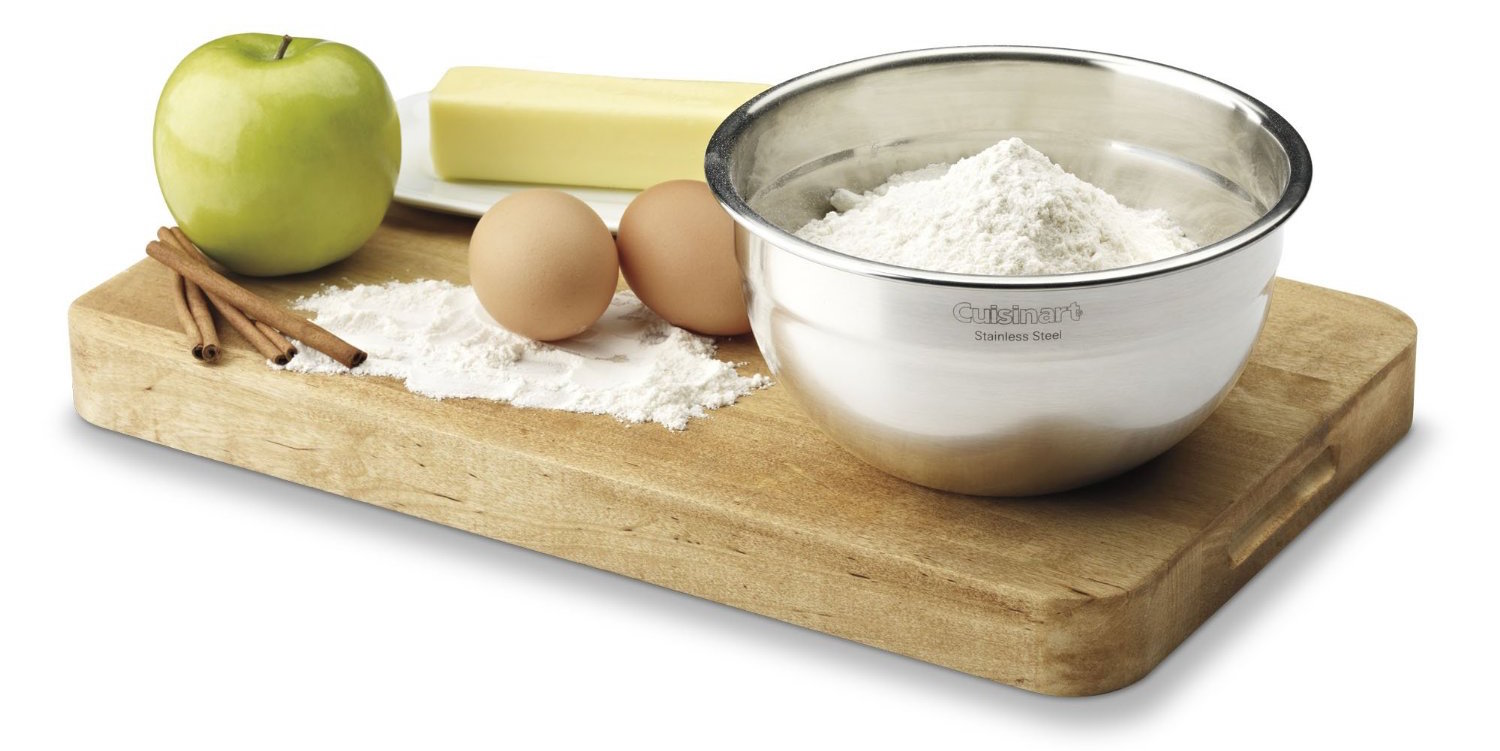 Home: Cuisinart mixing bowls $26, Cuisinart Toaster $38, slow ...