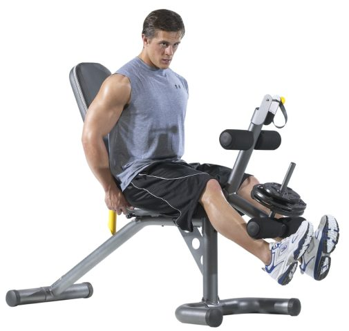 Gold's Gym XRS 20 Olympic Workout Bench-sale-01
