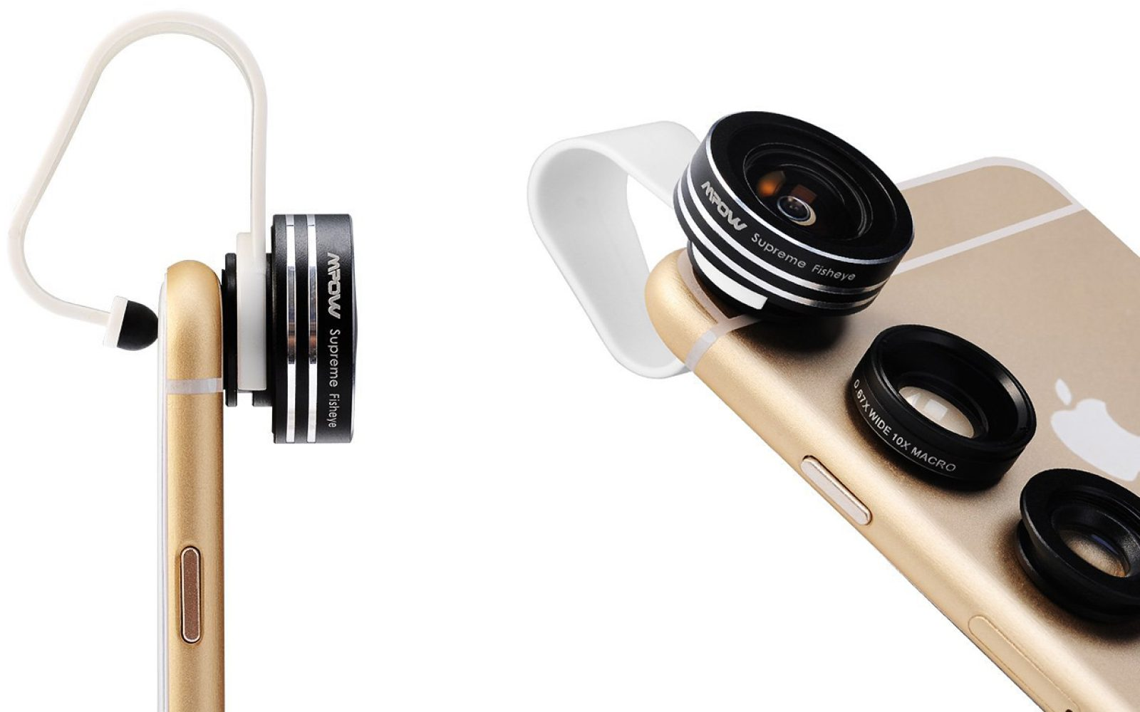 Mpow's best selling 3-in-1 iPhone 6/s & Android lens kit for $10 Prime shipped (Orig. $17)