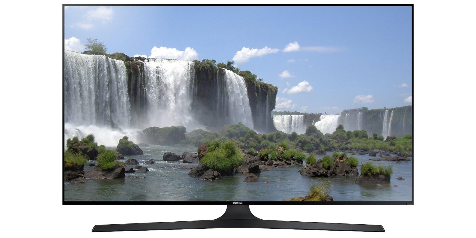 Samsung 50-inch 1080p 120Hz Smart LED HDTV: $545 shipped (Reg. $698+)