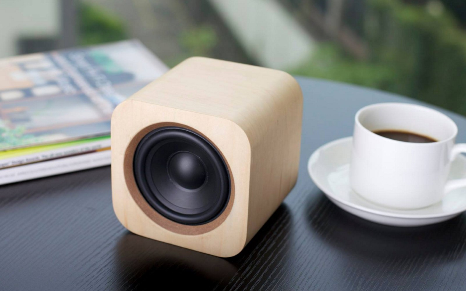 Sugr Cube enters the fray of Wi-Fi speakers with touch-based controls & a myriad of sources
