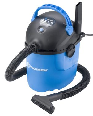 Vacmaster Portable Wet:Dry Shop Vac