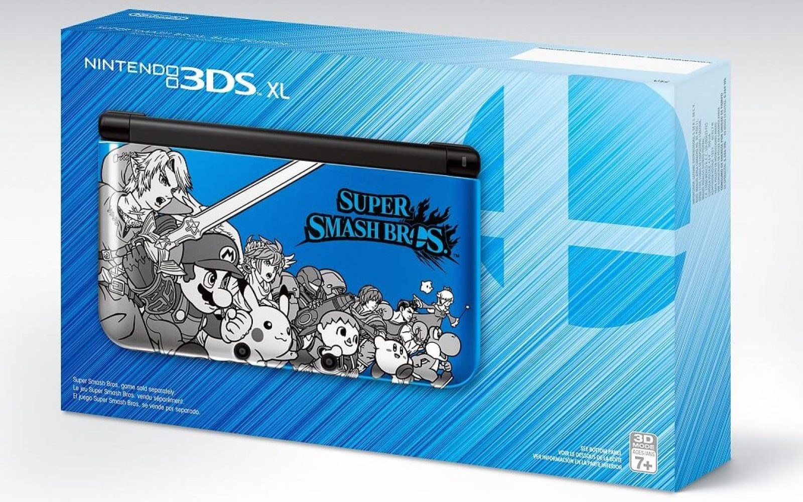 Super Smash Bros 9to5toys Nintendo 3ds Xl Wiring Diagram Games Apps Refurb Special Edition From 130 Rainbow Six Siege 50 Ios Freebies More